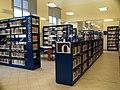 Biblioteca Civica di Alessandria - Sale blu.jpg