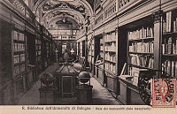 Library of the University of Bologna