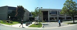 Anjou, Quebec - Jean Corbeil Library