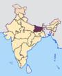Bihar in India