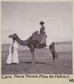 Bild från familjen von Hallwyls resa genom Egypten och Sudan, 5 november 1900 – 29 mars 1901. Kairo - Hallwylska museet - 91580.tif