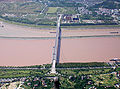 Bird's Eye View of Xiling Yangtze Bridge.jpg