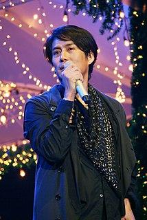 Thongchai McIntyre Thai singer and actor