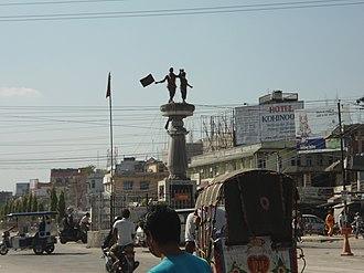 Birtamod - Image: Birtamode city of jhapa district 2