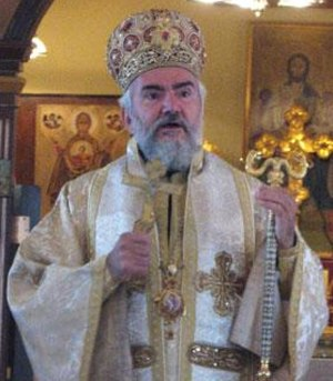 Georgije Đokić - Image: Bishop Georgije (Djokic)