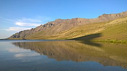 Black Cliffs' Lake, Lagodekhi Protected Area, Georgia 02.jpg