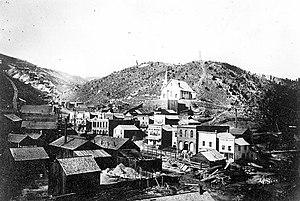 Black Hawk, Colorado - Black Hawk, 1864