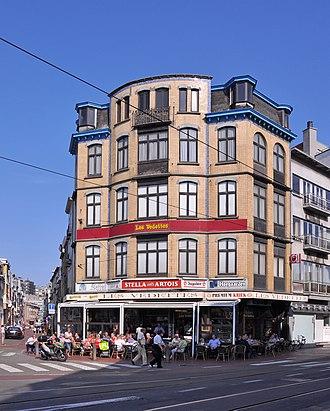 Blankenberge - Image: Blankenberge Les Vedettes R01