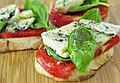 Blue cheese and tomato sandwiches.jpg