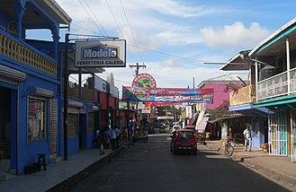 Bluefields - Urban Bluefields street scene