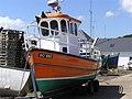 Boat repair yard, Greencastle, Co. Donegal (3) - geograph.org.uk - 1124261.jpg