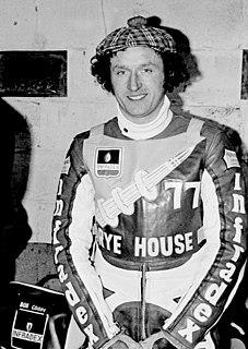 Bob Cooper (speedway rider) British former motorcycle speedway rider