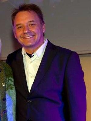 Bob Mortimer - Bob Mortimer in 2010.