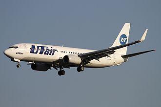Utair - Utair Boeing 737-800