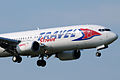 Boeing 737-8Q8 OK-TVG Travel Service (3469909286).jpg