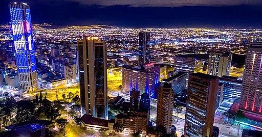 Bogotá Colpatria Night