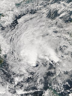 Tropical Storm Bolaven (2018) Pacific typhoon in 2018