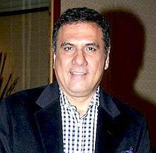 Photograph of Boman Irani