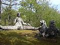 Bomarzo Park Sirene.JPG