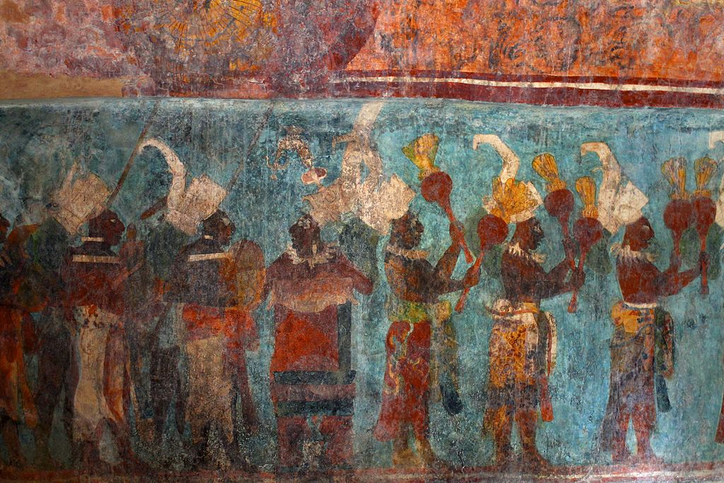 File bonampak chiapas 05 jpg wikimedia commons for El mural de bonampak