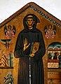 Bonaventura Berlinghieri, San Francesco e storie della sua vita, 1235, 05.jpg