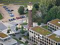 Bonn, Bonner-Bogen, Wasserturm.JPG