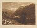 Bonneville, Savoy (Liber Studiorum, part XIII, plate 64) MET DP821593.jpg