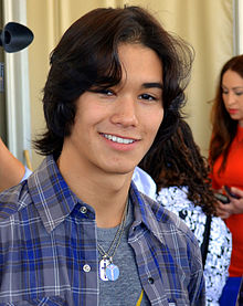Description de l'image Booboo Stewart 2012.jpg.