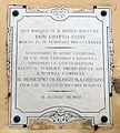 Borgo san lorenzo, lapide don giotto ulivi 1903.JPG