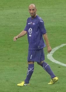 Borja Valero Spanish footballer