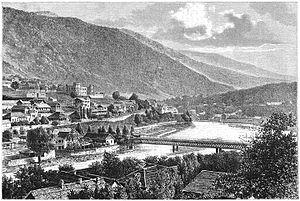 Borjomi - Borjomi in 1887