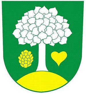 Borová (Náchod District) - Image: Borová (okres Náchod) znak