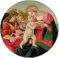 Botticelli Madonna and Child with angels.jpg