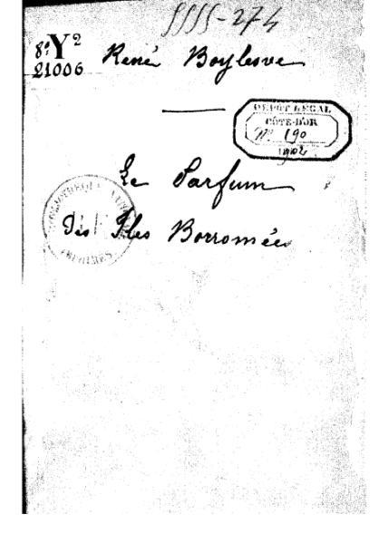File:Boylesve - Le Parfum des îles Borromées, 1902.djvu