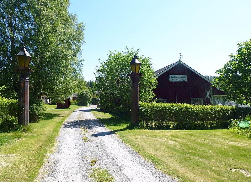 Bröta gård