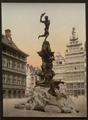 Brabo monument, Antwerp, Belgium-LCCN2001697877.tif