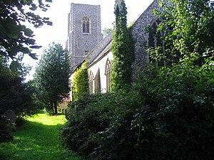 Bradfield, Norfolk - Image: Bradfield Parish Church 1st September 2008