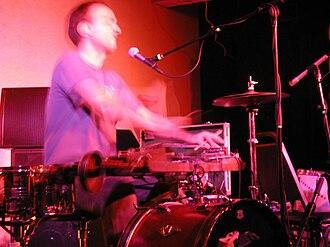 Bradford Reed - Inventor Bradford Reed playing his pencilina