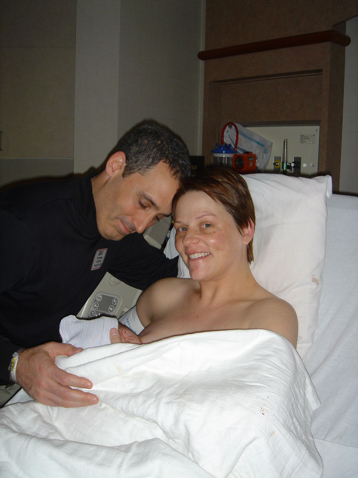 Voyeur breastfeeding