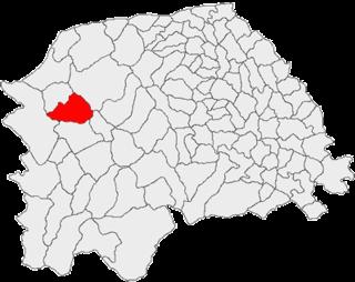 Breaza, Suceava Commune in Suceava, Romania