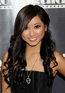 Brenda Song American actress and model