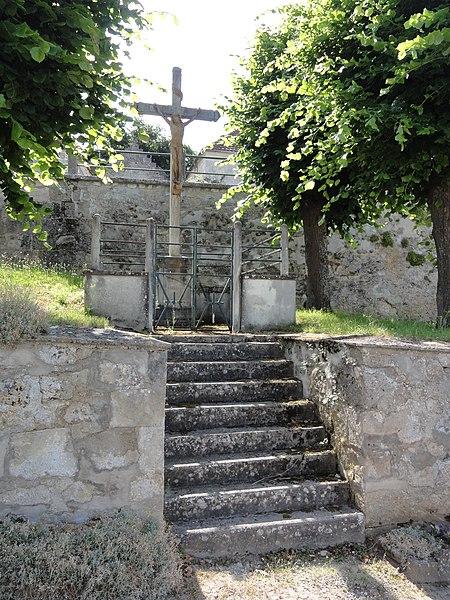 Brenelle (Aisne) calvaire