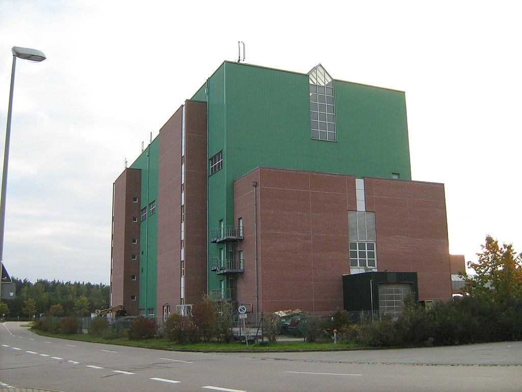 Wackersdorf Waa