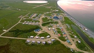 Brevig Mission, Alaska - Brevig Mission in 2017