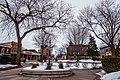 Bridge Square, Northfield, Minnesota in Winter (40652401681).jpg