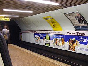 Bridge Street subway station - geograph.org.uk - 1444386.jpg