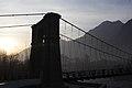 Bridge To Infinity, Sun Rising In The Mountain.jpg