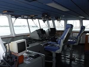 Bridge of cargo vessel Delta Mariner (08PD-3493).jpg
