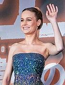 Brie Larson, actriz nacida el 1 de octubre de 1989.