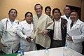 Brigadas médicas cubanas mejoran la Salud en Chimborazo (7981186147).jpg